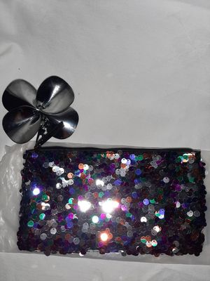 """MAC Multicolor Sequins Bag/Pouch """"NEW """" for Sale in Covina, CA"""