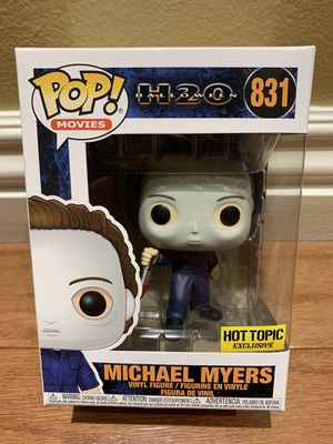 Funko Pop! Horror Halloween H20 Michael Myers Hot Topic Exclusive for Sale in Anaheim, CA
