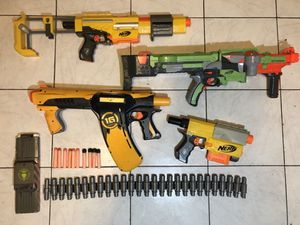 Nerf Gun Bundle for Sale in Brooklyn, NY