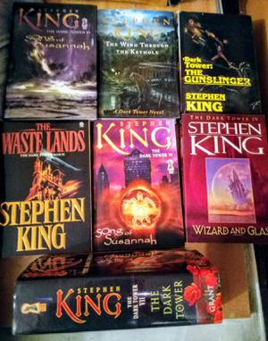 Tons of Stephen king books for Sale in Running Springs, CA