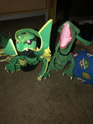 Pokémon plushies for Sale in Plymouth, MN