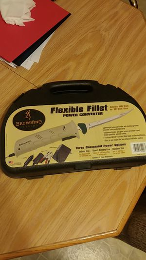 Browning Fishing Flexible Fillet for Sale in Odenton, MD