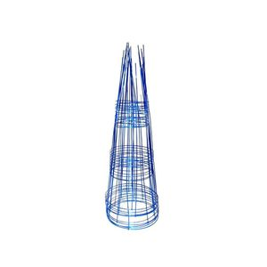 Blue wire heavy duty tomato supports for Sale in Dayton, OH