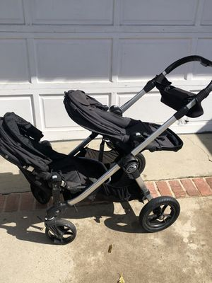 City Select double stroller with bassinet for Sale in Huntington Beach, CA