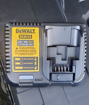 Dewalt 20v charger brand new for Sale in Long Beach, CA
