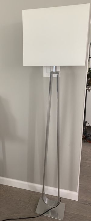 Pending Pickup : Silver IKEA light for Sale in Tacoma, WA