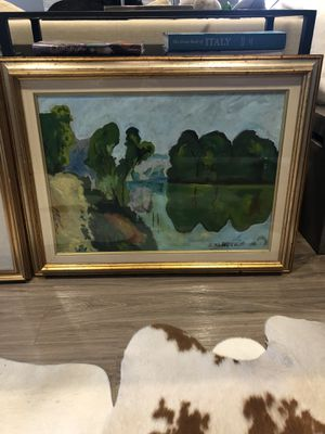 Italian Oil Paintings (Imported & Signed) for Sale in Kent, WA