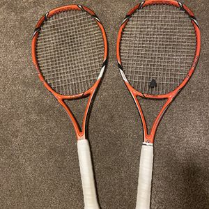 Yonex Vcore 330 Tour. $140 Per Racquet Or 240 For Both. Racquets are In Good Condition. New String Job. for Sale in San Diego, CA