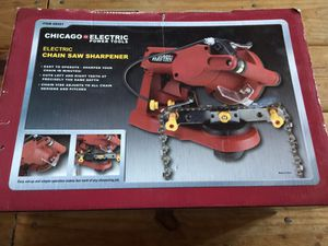 Chainsaw sharpener for Sale in Fort Washington, MD