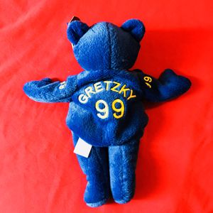 Collectible Wayne Gretzky Beanie Baby for Sale in ELEVEN MILE, AZ