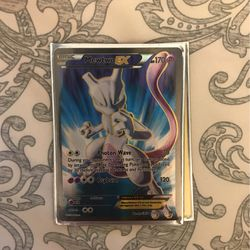 Mewtwo Ex XY Breakthrough Pokémon Card for Sale in Hayward,  CA