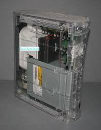 Xbox 360 clear diamond case console for Sale in Biloxi, MS