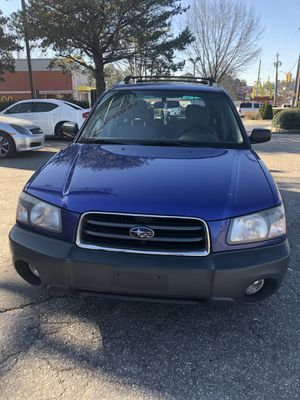 2004 Subaru Forester for Sale in Raleigh, NC