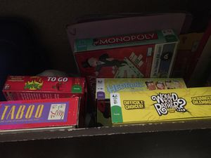 Popular Board Game collection for Sale in Corona, CA