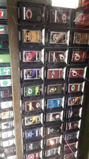 Zippo lighters Chicago Bears Cubs White Sox for Sale in Rolling Meadows, IL