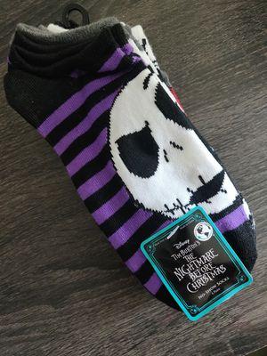 Nightmare Before Christmas socks 6 pack for Sale in Ontario, CA