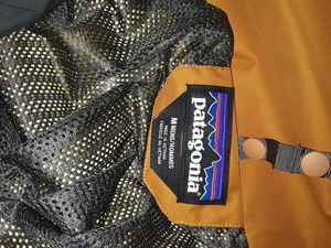 Patagonia Men's Medium with weather liner for Sale in Washington, DC
