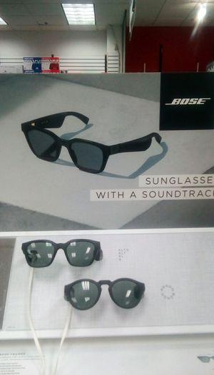 Bose Alto or Rondo music BT sunglasses for Sale in Nashville, TN