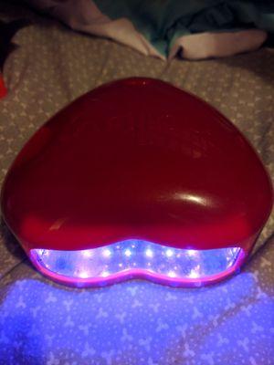 Uv nail lamp for Sale in San Francisco, CA