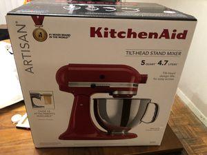 Kitchen aid 5 quart Artisan for Sale in Chesapeake, VA