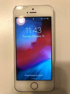 IPhone 5s for Sale in Alexandria, VA