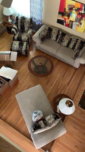 Living room set for Sale in West Springfield, VA