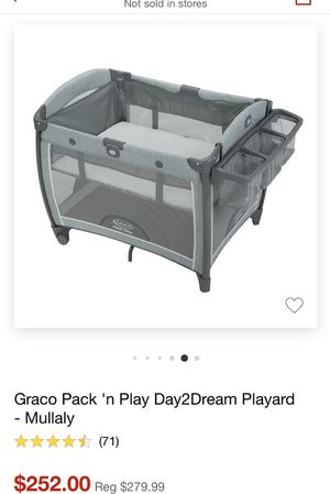 Graco PlayPen with diaper changer for Sale in Concord, CA