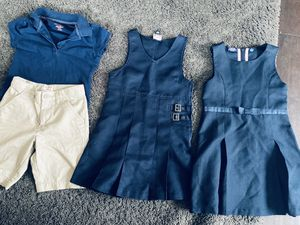 Uniform kids size 6-6X boy girl clothes for Sale in Bellflower, CA