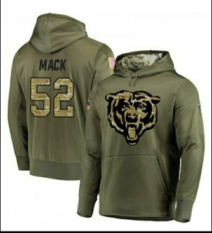 Khalil Mack - Bears special edition Hoodie Large for Sale in Hoffman Estates, IL