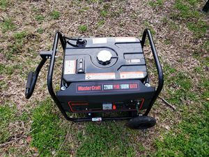 Generator like new for Sale in Randleman, NC