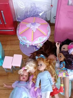 Dolls And Doll Toys In Northglenn for Sale in Aurora,  CO