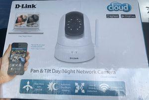D-link cloud camera for Sale in Pompano Beach, FL
