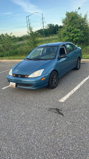 2001 Ford Focus SE 105000 miles for Sale in Silver Spring, MD