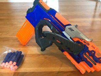 (New) Nerf N-Strike Elite CrossBolt Blaster (Out of Box) for Sale in San Jose,  CA