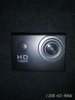 HD 1080 DIGITAL CAMERA (W/ WATER PROOF CAMERA CASE& TRI-POD INCLUDED for Sale in Meridian,  ID
