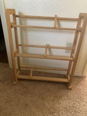 Cd rack. for Sale in Abilene, TX