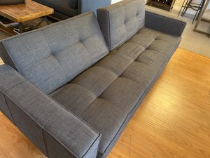 Large Couch with adjustable back to Sleeper Bed for Sale in Culver City, CA