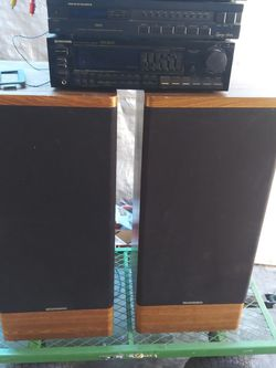 Pioneer Home Stereo System for Sale in Los Angeles,  CA
