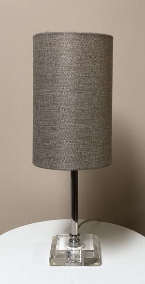 Cute Acrylic Base Lamp for Sale in Cleveland, OH