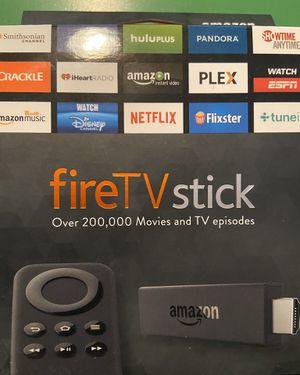 Amazon Fire TV Stick for Sale in Gilbert, AZ