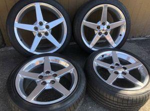 Corvette c6 wheels rims tires OEM Factory for Sale in Inglewood, CA