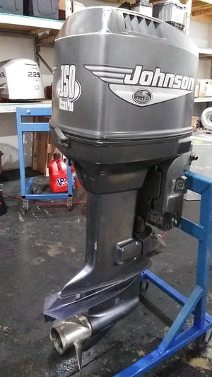 1999 Johnson 150hp outboard motor for Sale in Fort Lauderdale, FL