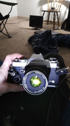 Yashica lens camera for Sale in Greenville, MI