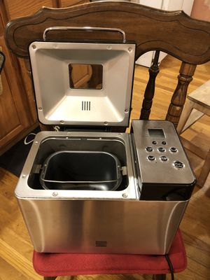 Kenmore 104501 Bread Maker With Electronic LCD Display for Sale in Wakefield, MA