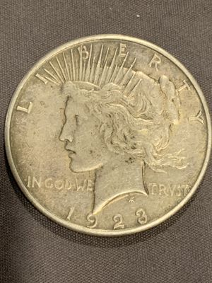 1923-S Peace Silver Dollar for Sale in San Jose, CA