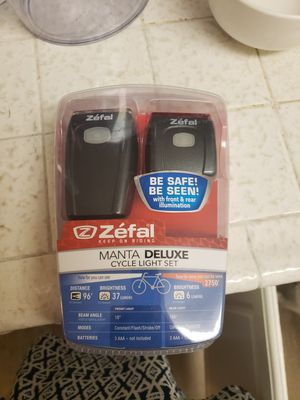 Bike light set for Sale in Mountain View, CA