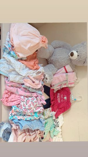 Baby girl clothes 100+ pieces for Sale in Rosemead, CA