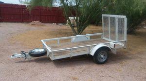 5'x8' DCRG Single Axle Utility Trailer for Sale in Mesa, AZ