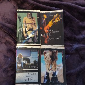 Diary of a teenage girl Christian book series chloe for Sale in Oceanside, CA