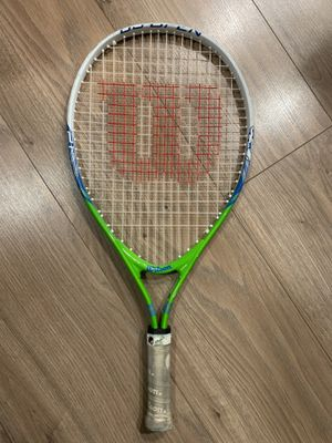 21 inch starter tennis racket for Sale in Saratoga, CA